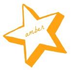 amber star