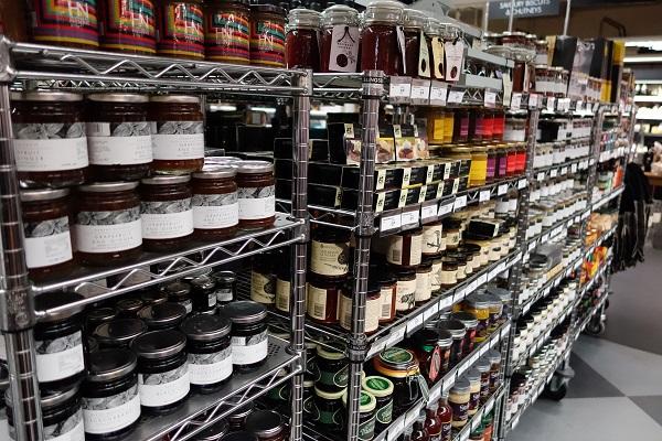 Food Market Harvey Nichols