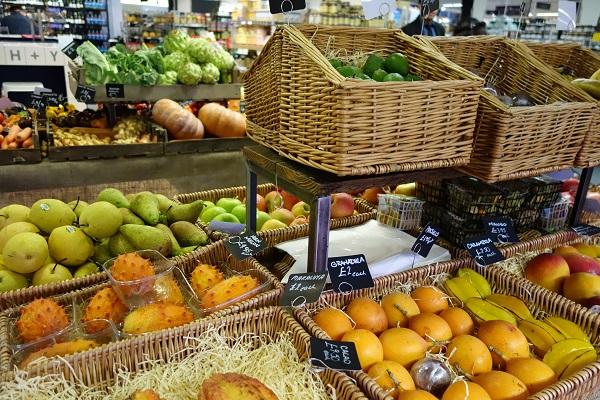 Fruit Food Market Harvey Nichols