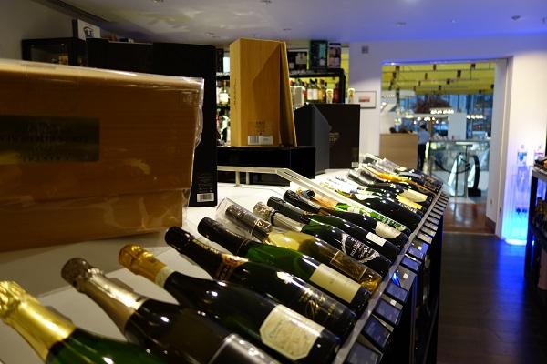Wine Shop Harvey Nichols
