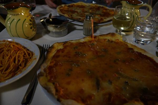Gluten free pizza Cortona